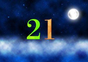 21番の月の館