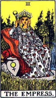 タロット女帝
